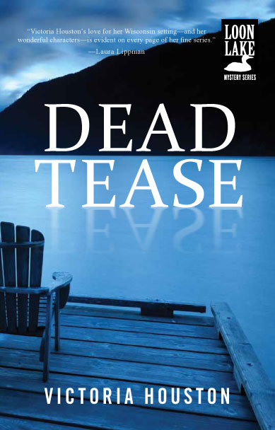 Cover of Dead Tease